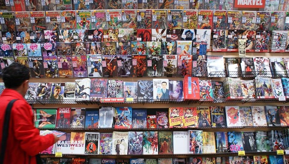 Comic Book Stores Australia
