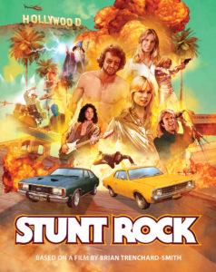 Stunt Rock comic book