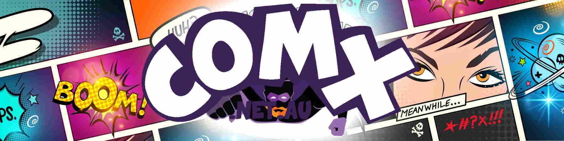 Comics Network Australia