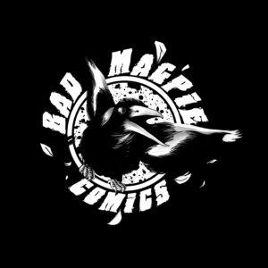 Mad Magpie logo