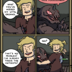 swords webcomic