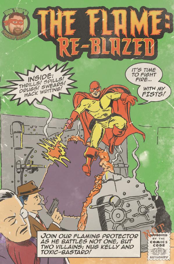 Theflamereblazed